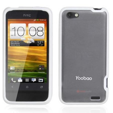 Чехол для HTC One V Yoobao Protect case (белый)  — 90 руб. —  Чехол Чехол для HTC One V Yoobao Protect case (белый)
