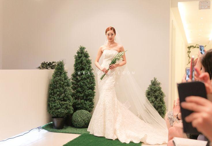 Best 25+ Korean Wedding Dresses Ideas On Pinterest