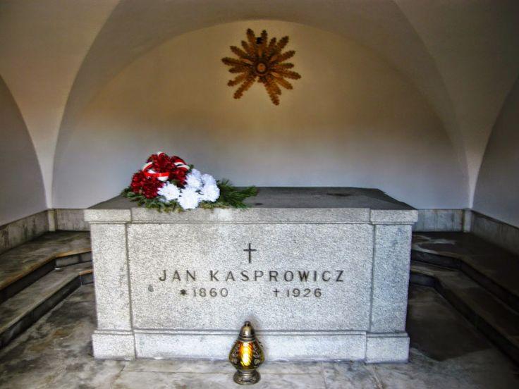 Zatrzymać świat: Muzeum Jana Kasprowicza - Zakopane (woj. małopolskie, pow. tatrzański, gm. Zakopane)