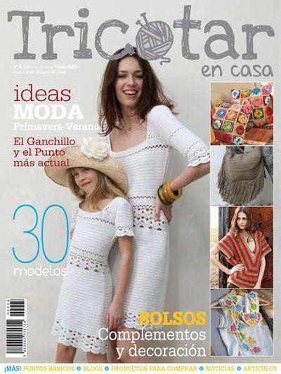 tricotar en casa 4: Books, At Home, Casa Nº4, De Tricotar, Tricotar En, Mobile