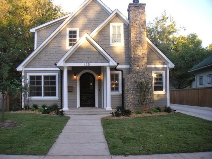 45 best Home Exteriors images on Pinterest | Exterior colors ...