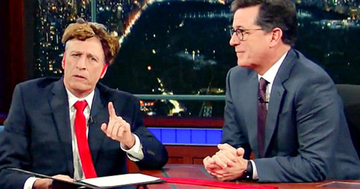 Colbert Announces Daily Show Reunion on Late Show Next Week -- Stephen Colbert is reuniting The Daily Show cast for one night only on The Late Show next week, which will include Jon Stewart. -- http://tvweb.com/daily-show-reunion-details-stephen-colbert-late-show/