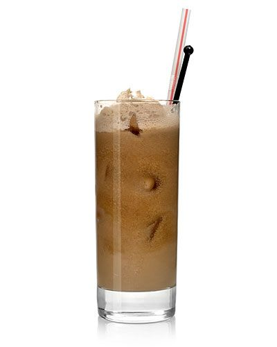 Colorado Bulldog, my favorite drink/alcohol  1 shot vodka  1 shot Kahlua® coffee liqueur   milk  1 splash Coca-Cola®  In a shaker mix Vodka, Kahlua, and milk. Pour into a rocks glass and add a splash of Coca-Cola.