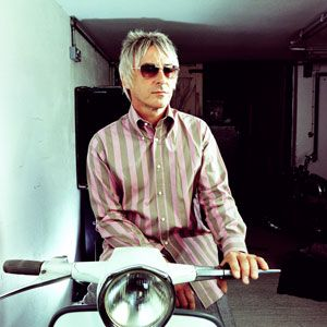 Paul Weller the Modfather