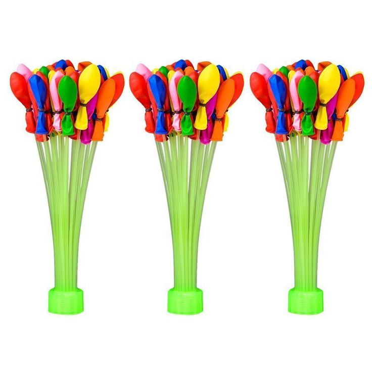 Holi Water Balloon Maker  Set Of 3