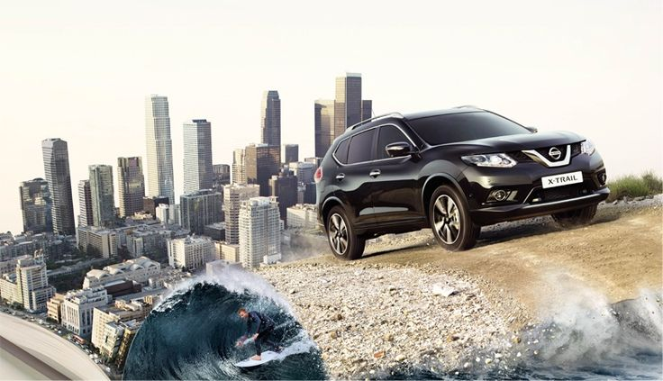 Aggiungi il tuo stile personale alla tua auto 7 posti Nissan X-TRAIL con pacchetti di personalizzazione e opzioni esclusivi.