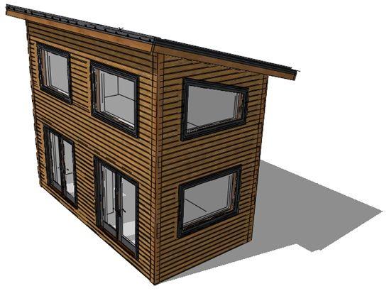 Mpod Core Modular House Plans A Flexible Super Efficient