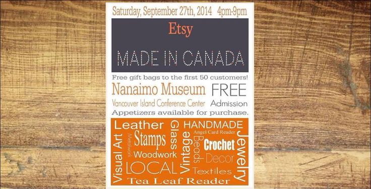 22 best Etsy - Made in Canada Branding images on Pinterest ...