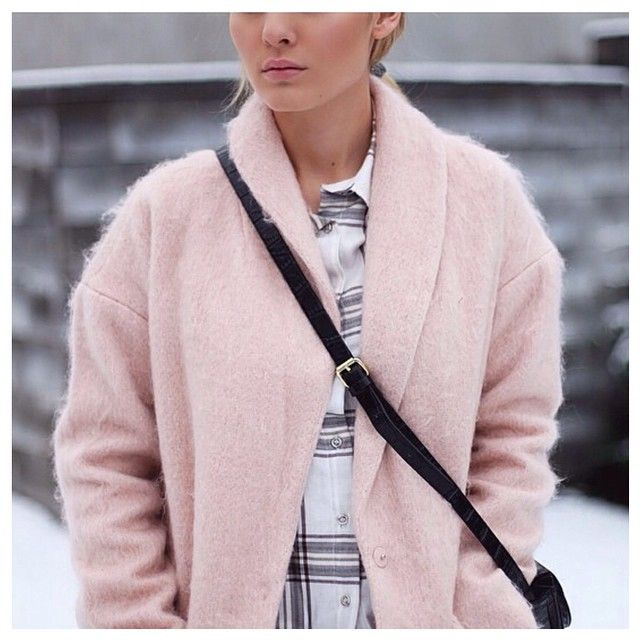 @mariewolla spotted in our Objamy coat