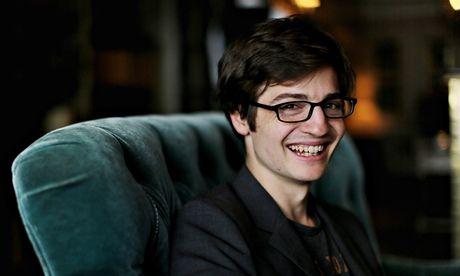 'A James Thurber for the Twitter age' … Simon Rich. Photograph: Graeme Robertson