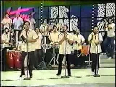 Frankie Ruiz Con Tommy Olivencia - Como Una Estrella (En Programa Latino...