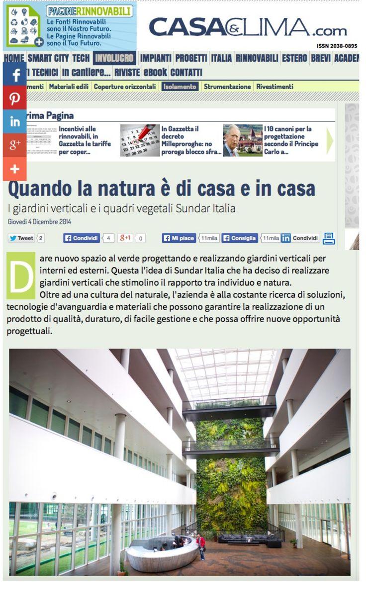Casaeclima.com - www.sundaritalia.com