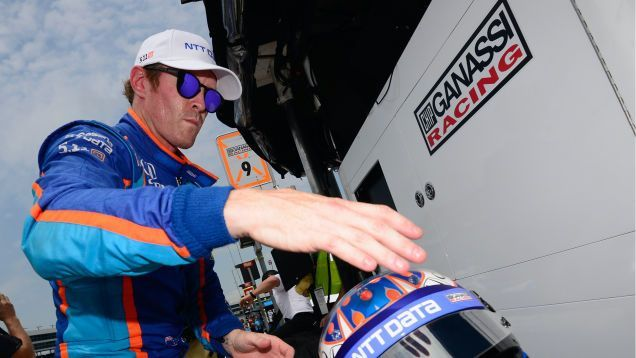 We All Wish We Had The Job Stability Of 17-Year Ganassi Driver Scott Dixon