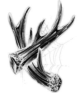 Significato Tatuaggio Corna :)    #significato #significatatuaggio #significatocorna #significatotattoo #tattoocorna #cornatatuaggio #wobbajack #horns #blackwork #black #dark