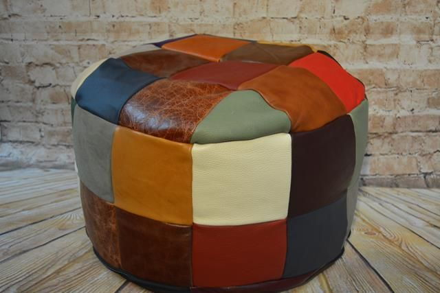 Leather cushion handmade by  https://www.die-lederkiste.de/wp/?product=bodenkissen-sitzkissen-yogakissen