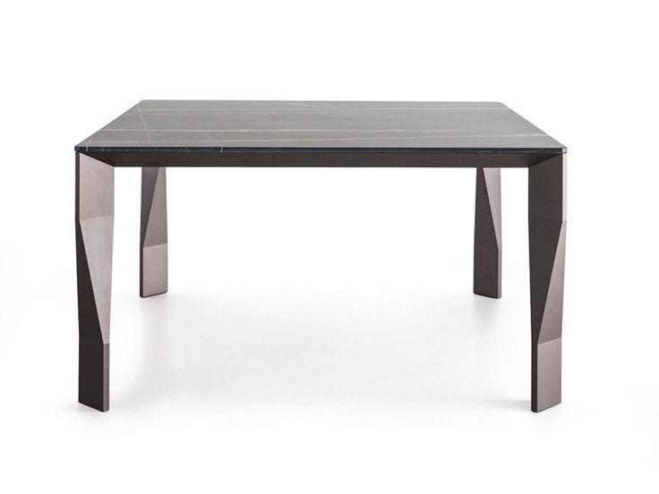 Diamond Table By Molteni 038 C Design, B & B Furniture