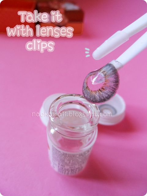 How to open and care your circle lenses  http://naokawaii.blogspot.com.es/2013/08/how-to-open-and-care-your-circle-lenses.html