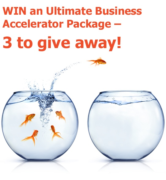 WIN the Ultimate Business Accelerator Package!