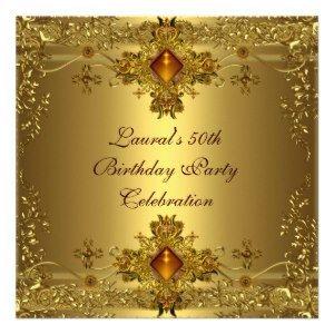 Elegant Party Decorations 50th Birthday 43 best 50th birthday party ideas images on pinterest | birthday