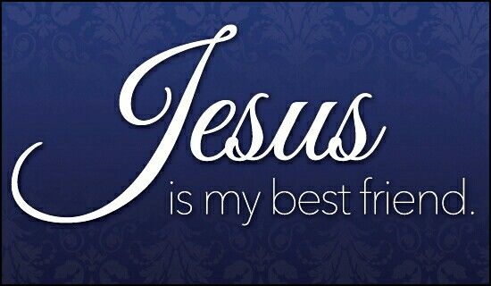 Image result for jesus is my best friend
