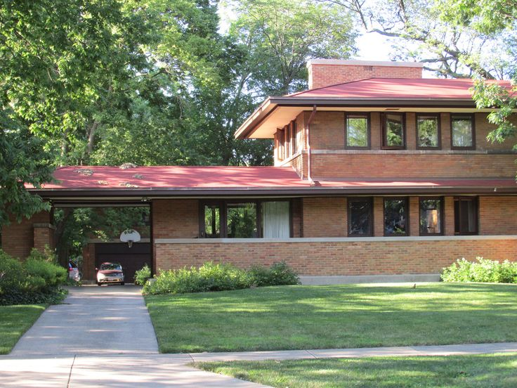 frank lloyd wright prairie school essay Frank lloyd wright and  aspects of the house were redesigned to be architecturally reminiscent of frank lloyd wright's prairie school  my essay.