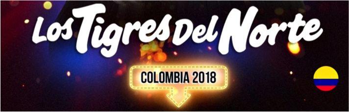 Periódico EL INFORMATIVO: Los Tigres del Norte de Gira por ColombiaCelebrara...