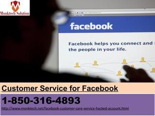"Change your location via Customer Service for Facebook 1-850-316-4893 ""Our Customer Service for Facebook is a fruitful solution provider, you have to do one thing just make a call at 1-850-316-4893 and get the following service for free of cost:- • Facebook password issues can be wiped out. • 24/7 availability and facebook login issues will be wiped out. • Want to change profile photo of your Facebook account with your facebook app. To be more informative visit our official website…"