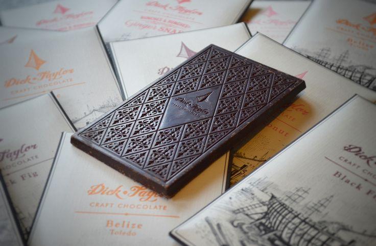 Dick Taylor Craft Chocolate at The Chocolate Bar