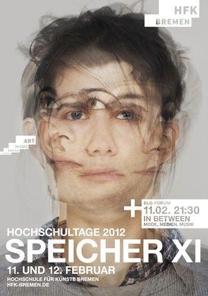Gute Plakate :: Hochschultage der Hochschule für Künste Bremen 2012 | www.guteplakate.de