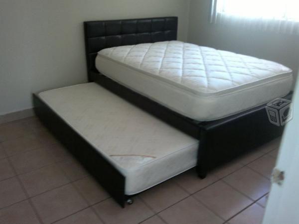 Las 25 mejores ideas sobre camas dobles para ni os en for Vtv muebles infantiles
