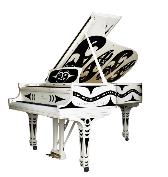 Foldaway Tote - Piano Themed design by VIDA VIDA WZJU5u