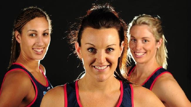 Melbourne Vixens a defence force