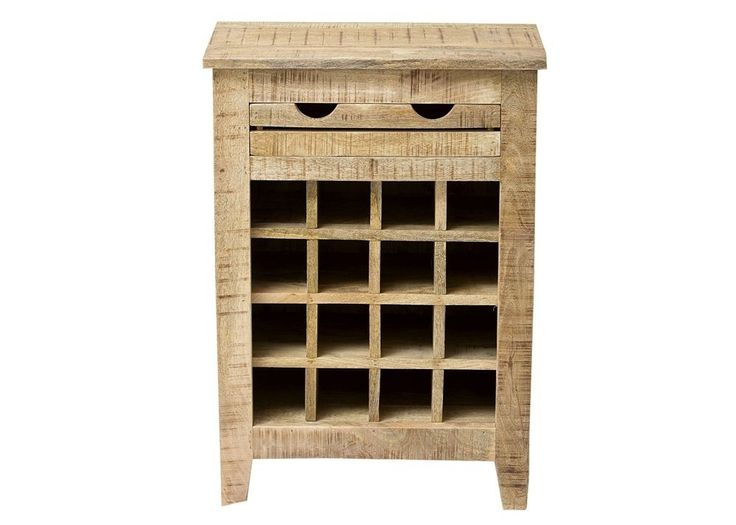Weinregal Frigo Kommode Holz Massiv Mango 7708. Buy Now At Https://www