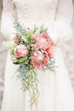 protea flower bouquet - Google Search