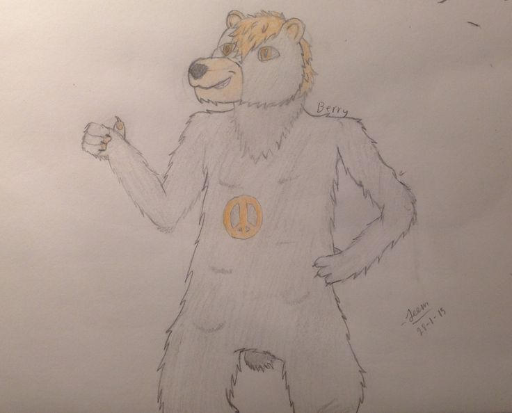 Berry the bear Request from friend