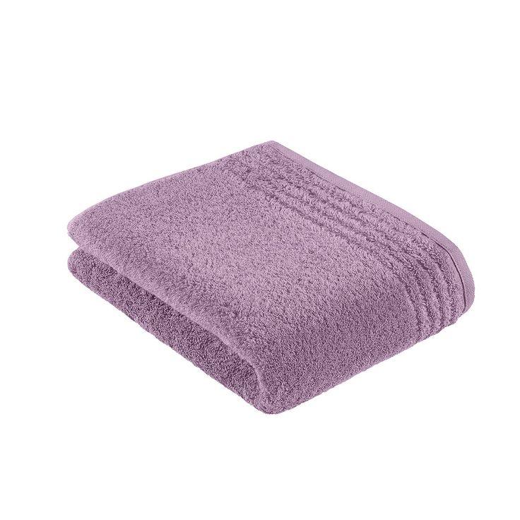 Vossen Handtücher Vienna Style Supersoft plum in weicher Baumwolle. Ein Blickfang in Pastell sind die extra weichen Frottiertücher von Vossen. Die saugstarken Badtextilien verwöhnen Sie bei der täglichen Pflege im Bad und sind besonders strapazierfähig. #bath #bathroom #bad #rundumsbad #handtuch #frottier #lila #violett #towel www.bettwaren-shop.de