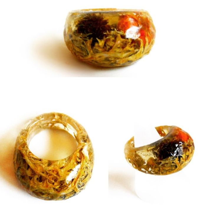 Raccolta di #creazioni perfette per l'#autunno : Anello in #resina con bacche e licheni infatti lo ho chiamato anello #bosco   Disponibile sul mio sito al link:  http://ift.tt/2dGTDjl . . #archidee #becreative #bepositive #resinring #resin #resinjewelry #resinart #resincraft #trendy #instafashion #fashiongram #fashionjewelry #jewelrygram #instajewelry #autumn #autumnfashion #autumncolors #autumncollection