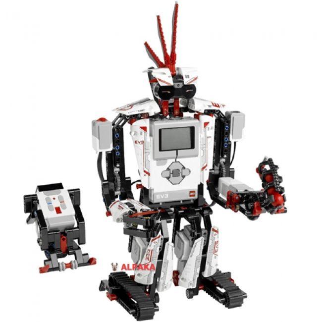 Конструктор Lego Mindstorms EV3 по низкой цене. Купить набор Лего Майндстормс 31313 в Киеве.