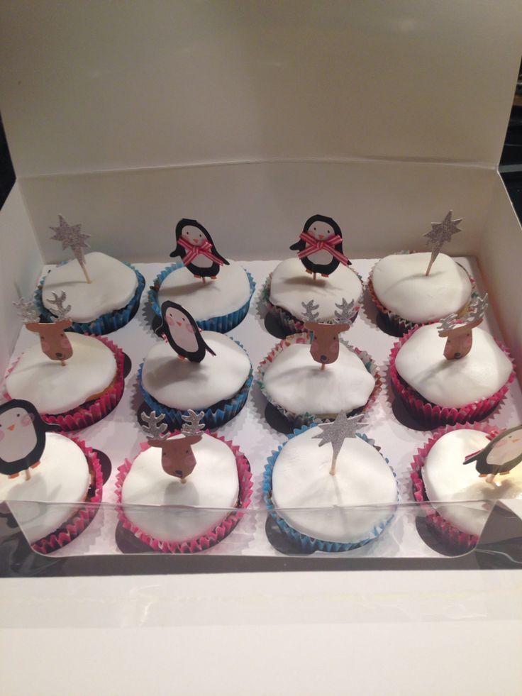 IMO Christmas cakes