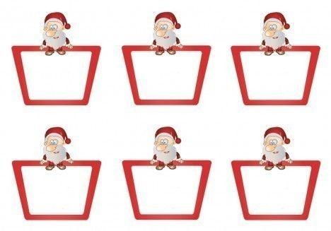 Per il vostro Natale vi proponiamo alcuni Segnaposti natalizi 2013 da stampare, da mettere sulle vostre tavole, per segnare il ...
