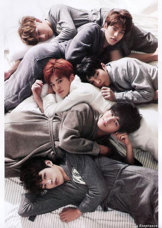 Infinite #인피니트 - The Star Magazine September 2015