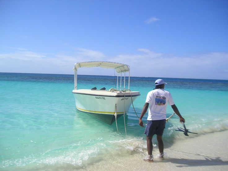 Sortie en mer dans une eau turquoise -  Photos de vacances de Antilles Location #SaintMartin