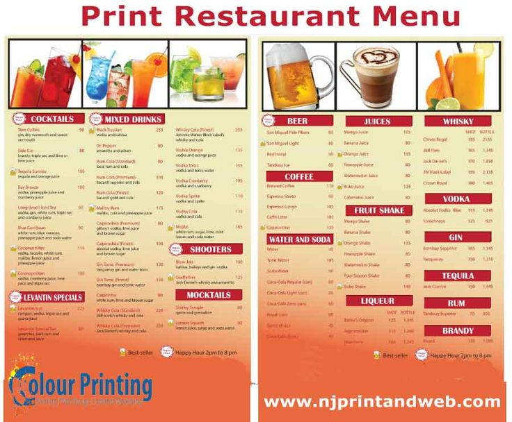 how to create a menu for a restaurant koni polycode co
