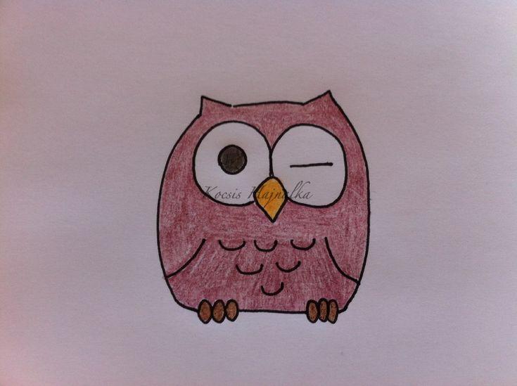 Hogyan rajzoljunk néhány vonallal egyszerűen állatokat? egyszerű állatrajzok, egyszerű rajzok gyerekeknek, írta: Kocsis Hajnalka