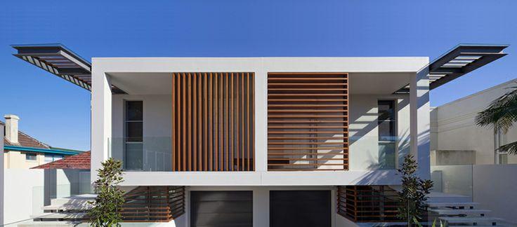 Portland Street Duplex   Houses   Projects   MPRDG