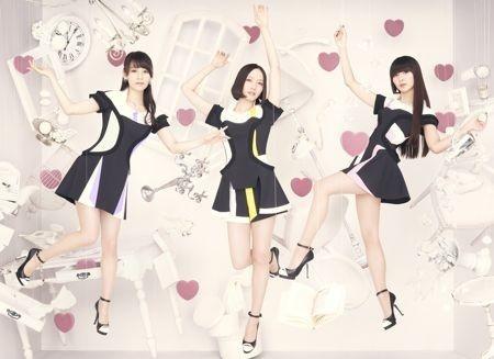 Magic of love!!!  Perfume's new single