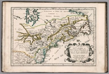 Browse All : Images of Canada - David Rumsey Historical Map Collection