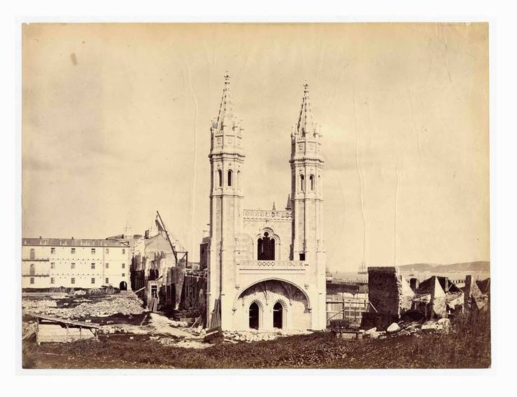 | Mosteiro dos Jerónimos (1869)