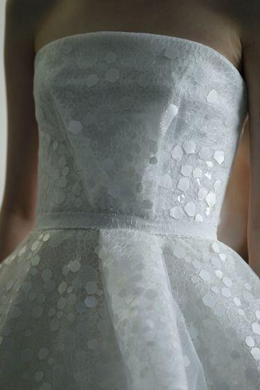 Bridal 2013 | Angel Sanchez USA close up