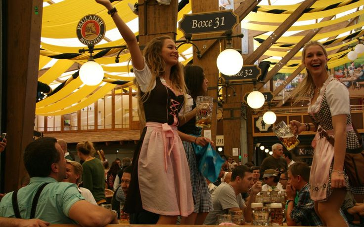 Munich, czyli Oktoberfest w czystej postaci / Munich or Octoberfest in a pure form